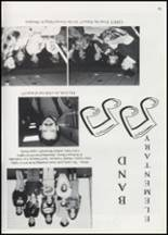 1991 Colcord High School Yearbook Page 106 & 107