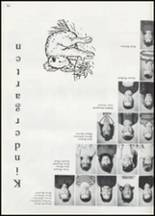 1991 Colcord High School Yearbook Page 112 & 113