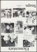 1991 Colcord High School Yearbook Page 124 & 125