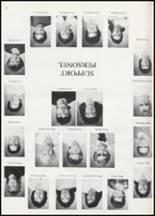 1991 Colcord High School Yearbook Page 132 & 133