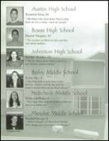 2001 Akins High School Yearbook Page 16 & 17