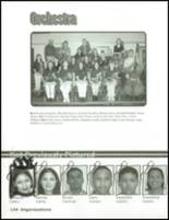 2001 Akins High School Yearbook Page 142 & 143
