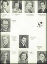 1946 Jackson High School Yearbook Page 22 & 23