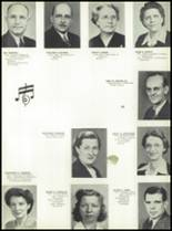 1946 Jackson High School Yearbook Page 26 & 27