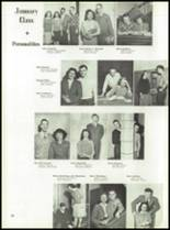 1946 Jackson High School Yearbook Page 32 & 33