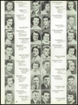 1946 Jackson High School Yearbook Page 36 & 37