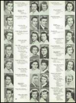 1946 Jackson High School Yearbook Page 40 & 41