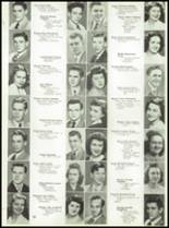 1946 Jackson High School Yearbook Page 42 & 43