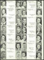 1946 Jackson High School Yearbook Page 44 & 45