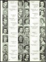 1946 Jackson High School Yearbook Page 46 & 47