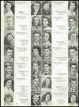 1946 Jackson High School Yearbook Page 48 & 49