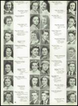 1946 Jackson High School Yearbook Page 50 & 51