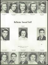 1946 Jackson High School Yearbook Page 54 & 55