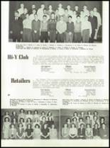 1946 Jackson High School Yearbook Page 60 & 61