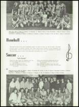 1946 Jackson High School Yearbook Page 90 & 91