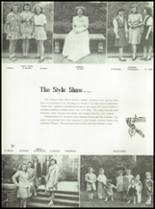 1946 Jackson High School Yearbook Page 94 & 95