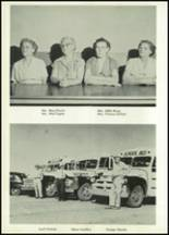 1956 Baird High School Yearbook Page 16 & 17