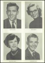 1956 Baird High School Yearbook Page 18 & 19
