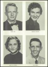 1956 Baird High School Yearbook Page 20 & 21