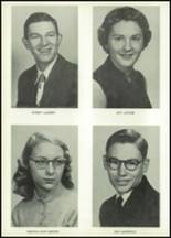 1956 Baird High School Yearbook Page 22 & 23