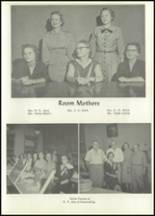 1956 Baird High School Yearbook Page 24 & 25