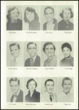 1956 Baird High School Yearbook Page 28 & 29