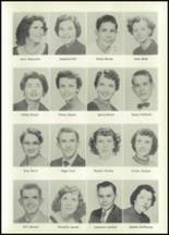 1956 Baird High School Yearbook Page 32 & 33