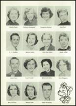 1956 Baird High School Yearbook Page 34 & 35