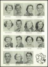 1956 Baird High School Yearbook Page 38 & 39