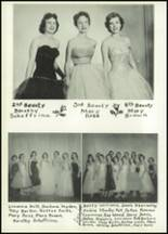 1956 Baird High School Yearbook Page 44 & 45