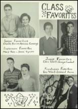 1956 Baird High School Yearbook Page 50 & 51