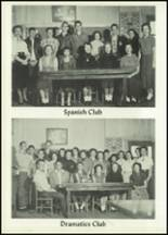 1956 Baird High School Yearbook Page 56 & 57