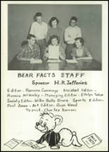 1956 Baird High School Yearbook Page 58 & 59