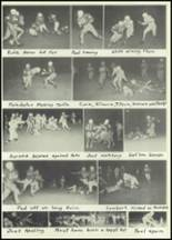 1956 Baird High School Yearbook Page 66 & 67