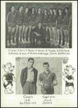 1956 Baird High School Yearbook Page 68 & 69