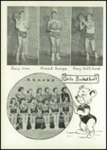 1956 Baird High School Yearbook Page 70 & 71