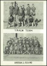 1956 Baird High School Yearbook Page 72 & 73
