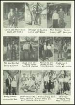 1956 Baird High School Yearbook Page 74 & 75