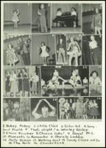 1956 Baird High School Yearbook Page 76 & 77