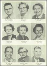 1956 Baird High School Yearbook Page 80 & 81