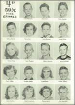 1956 Baird High School Yearbook Page 88 & 89