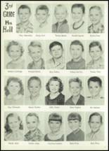 1956 Baird High School Yearbook Page 90 & 91