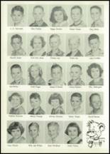 1956 Baird High School Yearbook Page 94 & 95