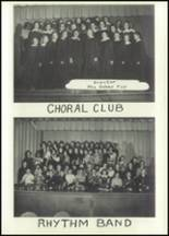 1956 Baird High School Yearbook Page 96 & 97