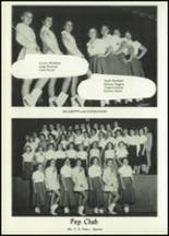 1956 Baird High School Yearbook Page 98 & 99