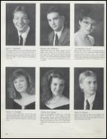 1992 Stillwater High School Yearbook Page 32 & 33