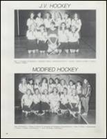 1992 Stillwater High School Yearbook Page 62 & 63