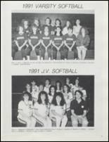 1992 Stillwater High School Yearbook Page 74 & 75