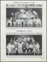 1992 Stillwater High School Yearbook Page 80 & 81