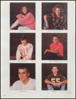 1992 Stillwater High School Yearbook Page 126 & 127
